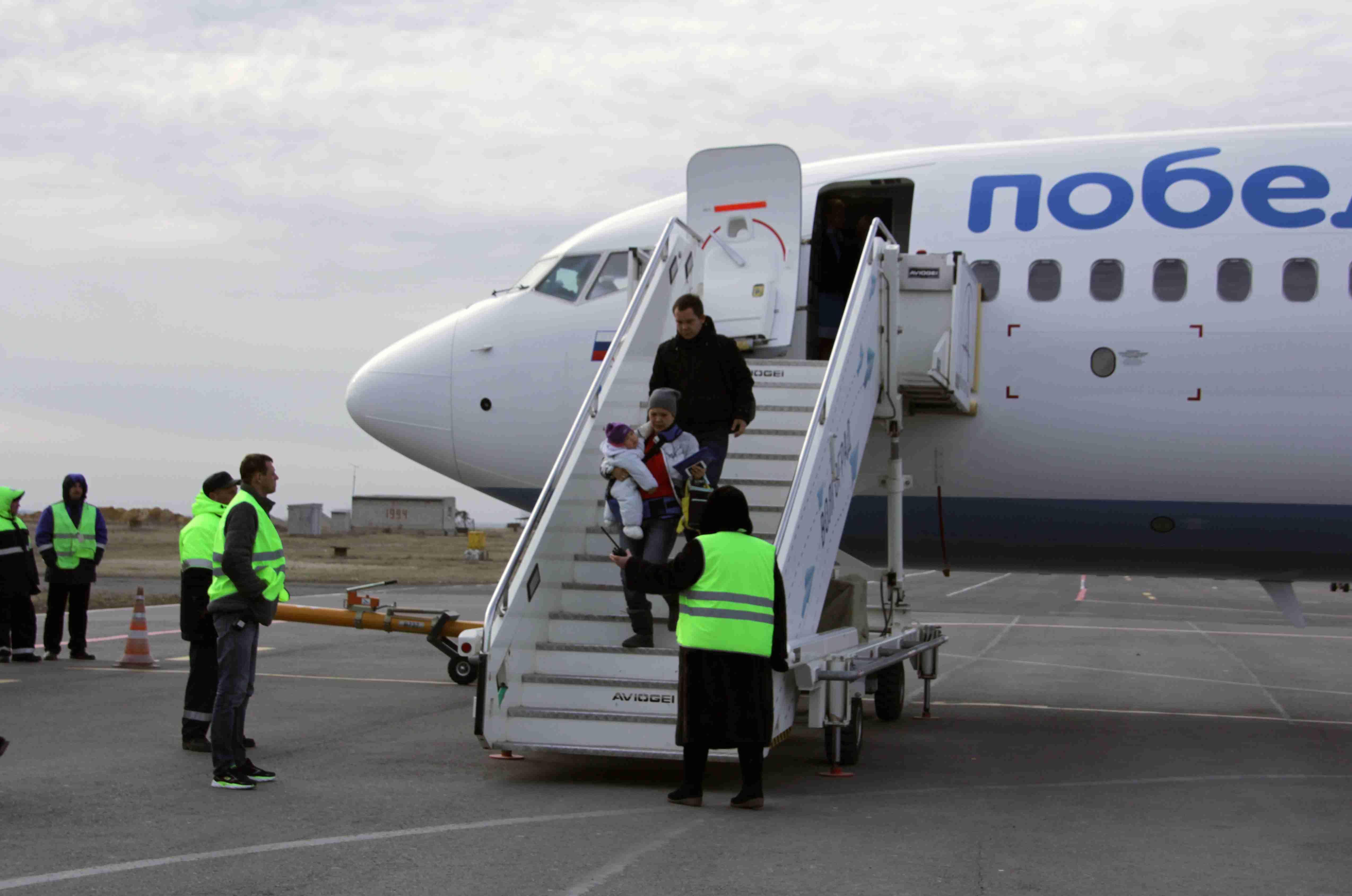ФАС проверит прекращение авиакомпанией «Победа» полетов вКиров