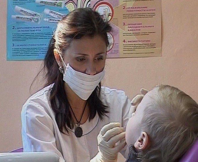 В 2016 году врачи «Десанта здоровья» вылечили 1682 зуба