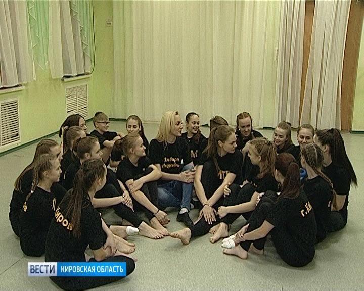 Победа ансамбля современного танца «Ритм» из Радужного