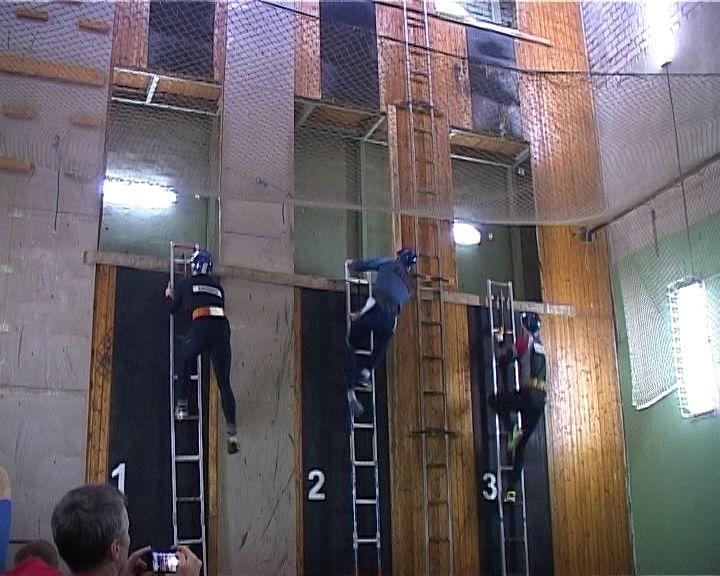 В Кирове завершился 26-ой Кубок Вятки по пожарно-спасательному спорту