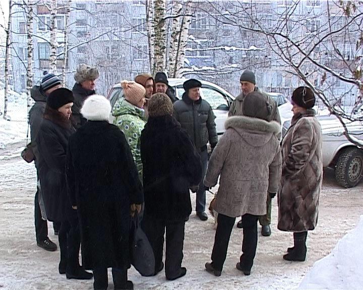 В квартирах жителей дома на Студенческом проездке температура опустилась ниже пятнадцати градусов
