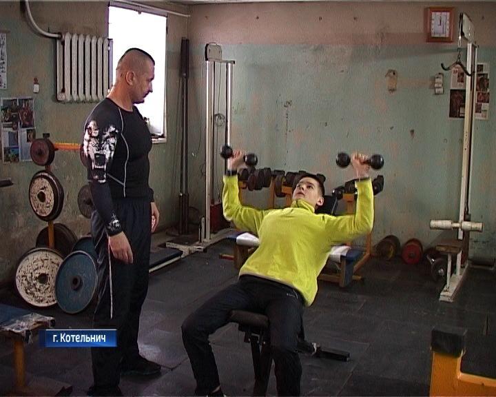 Девятиклассник из Котельнича установил рекорд страны в русском жиме