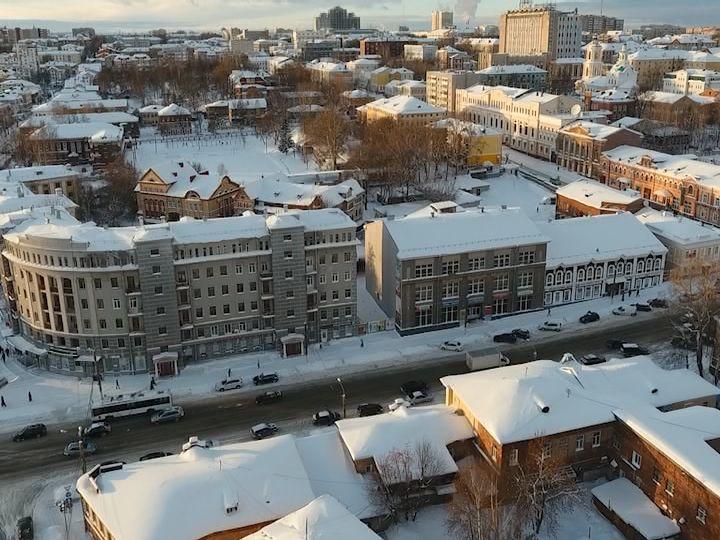 В Кирове улица Ленина должна стать самой комфортной