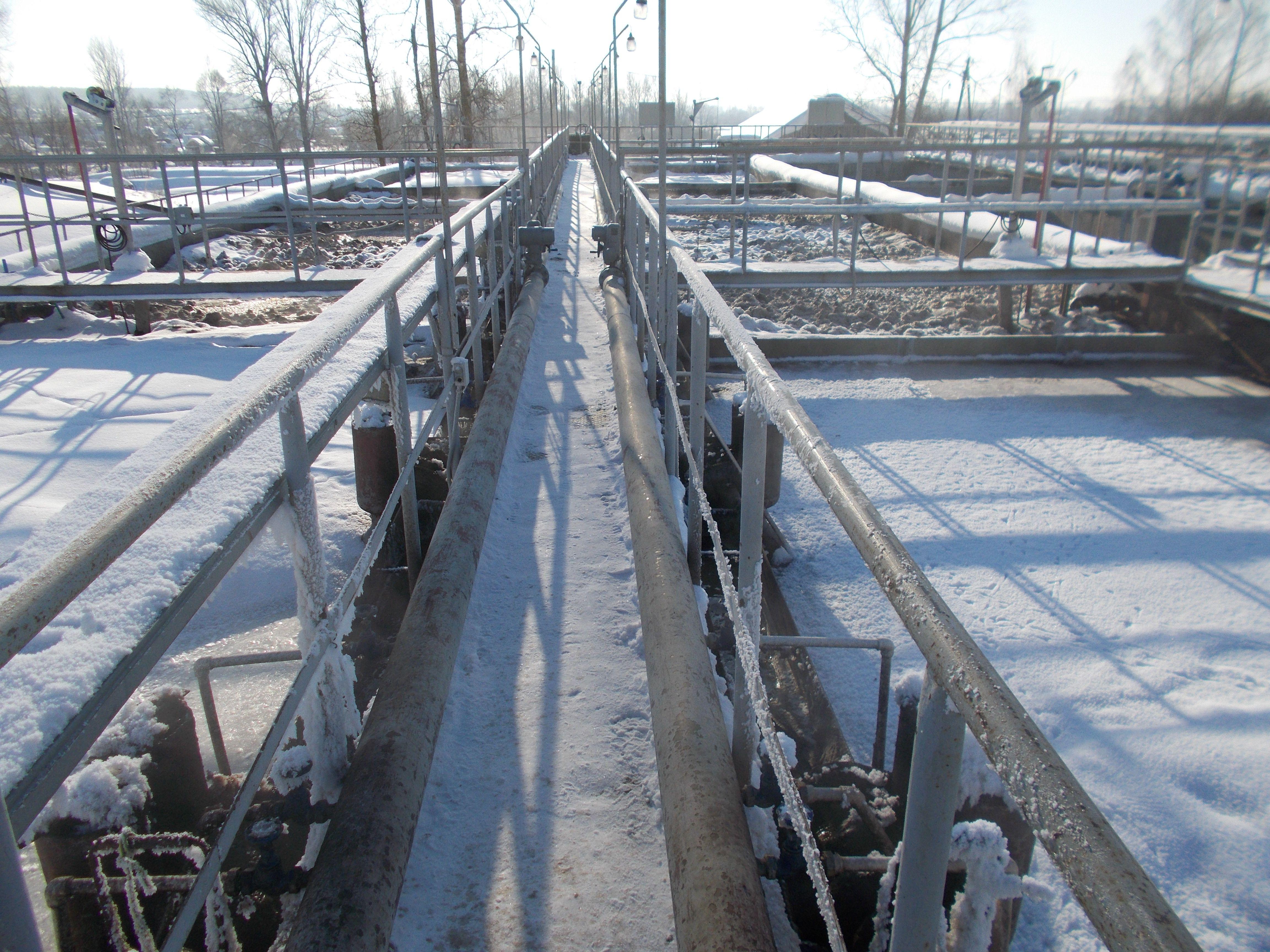 Казначейство проверит очистные сооружения в Сосновке