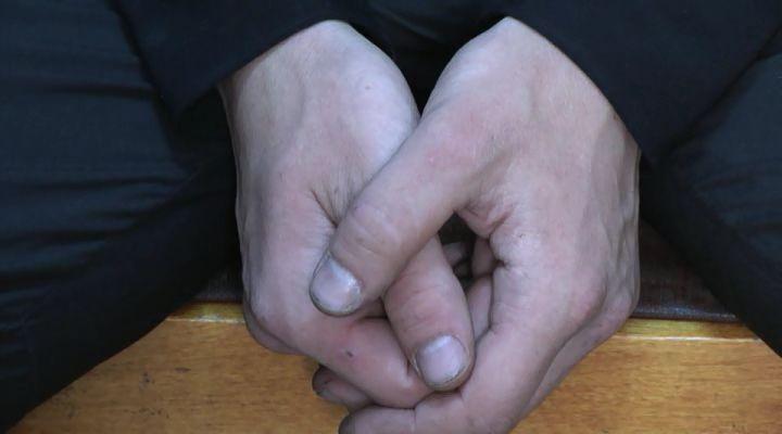 ВСоветском районе парень получил тесаком поголове, защищая интересы мамы друга