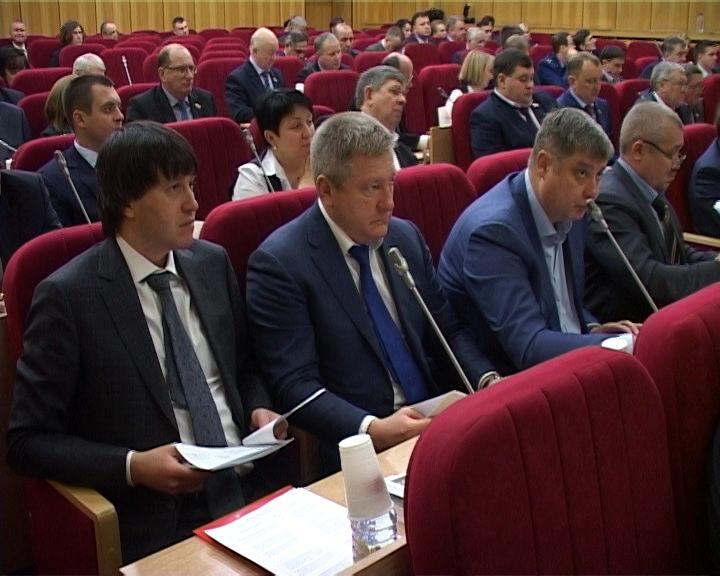 Встреча Владимира Быкова с корреспондентами кировских СМИ