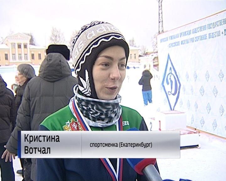 Нижегородские спортсмены заняли призовые места наКубке РФ поконькобежному спорту