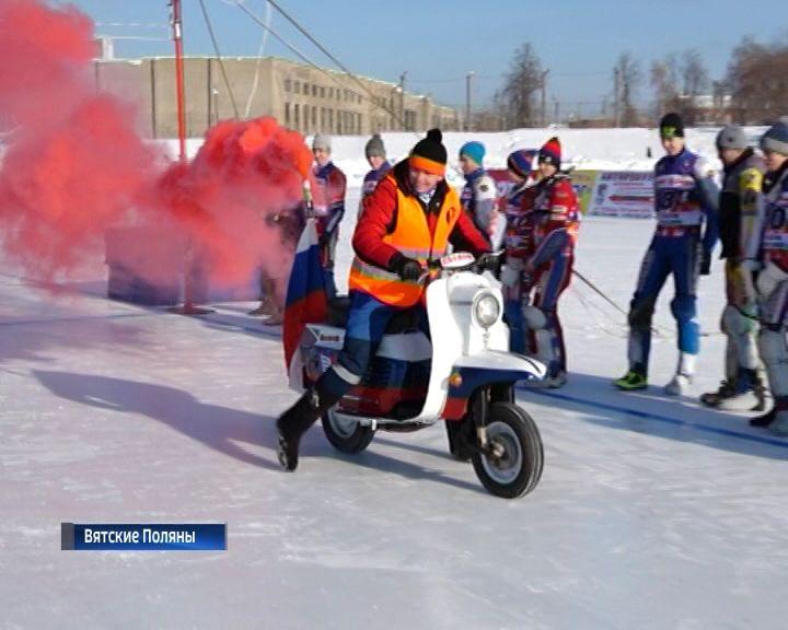 В Вятских Полянах прошли решающие заезды Кубка России по мотогонкам
