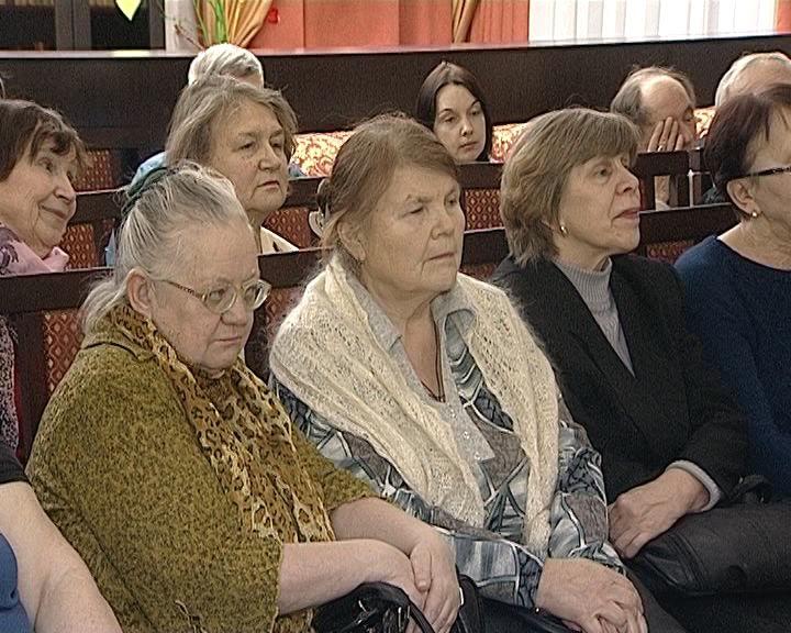 Вечер в Пушкинке, посвященный Федору Шаляпину