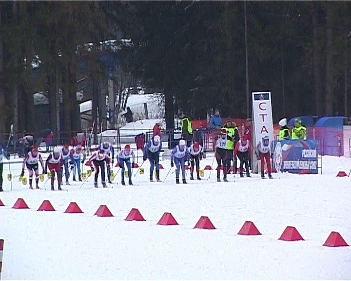 В Перекопе стартовало Первенство России по лыжным гонкам среди спортсменов-любителей