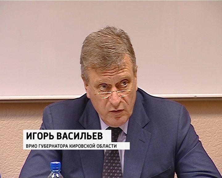 Игорь Васильев поднялся в рейтинге губернаторов