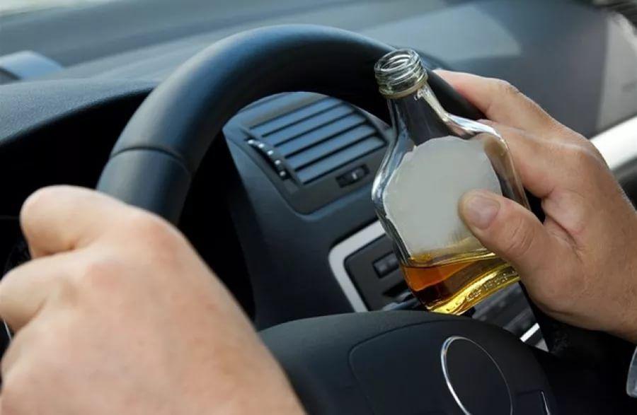 Кировчанин дважды попался за рулем в алкогольном опьянении