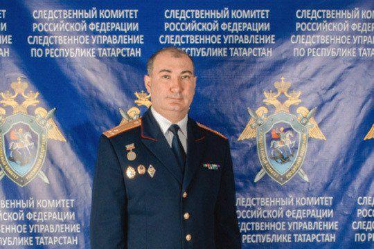 Кировское управление СКР возглавит Айрат Ахметшин