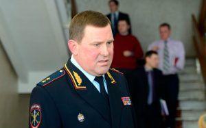 Путин уволил генерала Солодовникова с поста главы МВД Самарской области