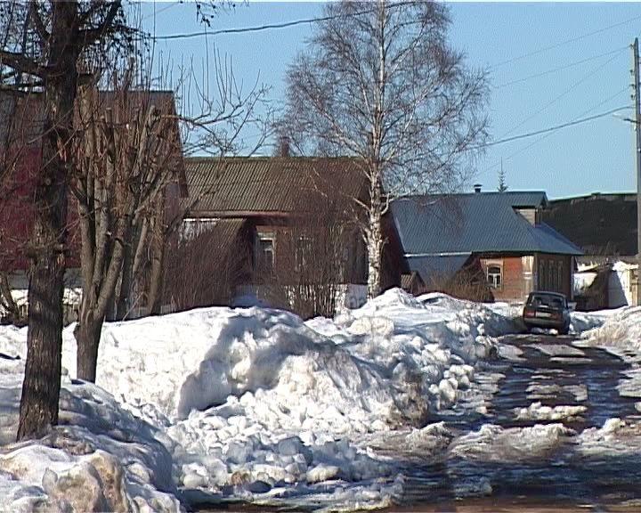 Газификация деревни Югрино