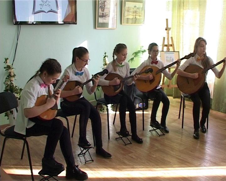 Открытие II Петряевских чтений для детей и юношества