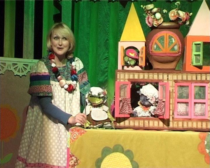 В Кирове отметили Международный день кукольника