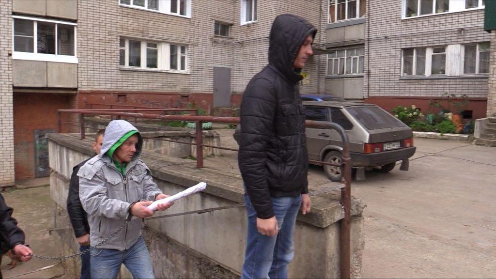 ВЧепецке окончено расследование убийства 45-летнего риелтора