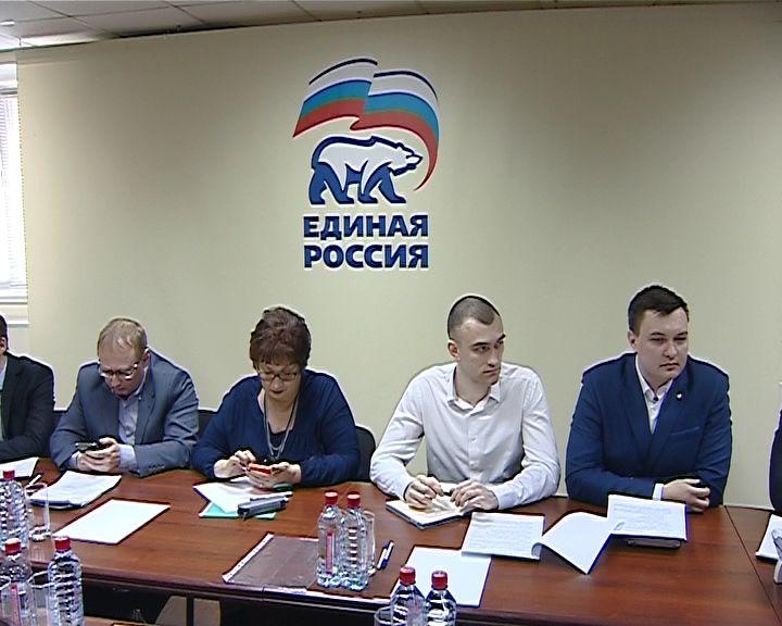 Встреча с депутатом Госдумы Рахимом Азимовым