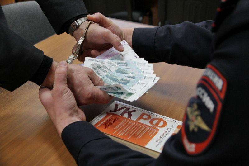 Начальника Кирсинского лесничества поймали на крупной взятке.
