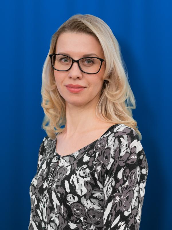 Власова Юлия Николаевна