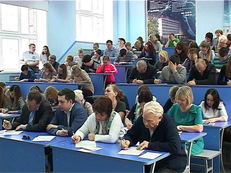 В прошедшую субботу Саткинский район присоединился коВсероссийской акции «Тотальный диктант»
