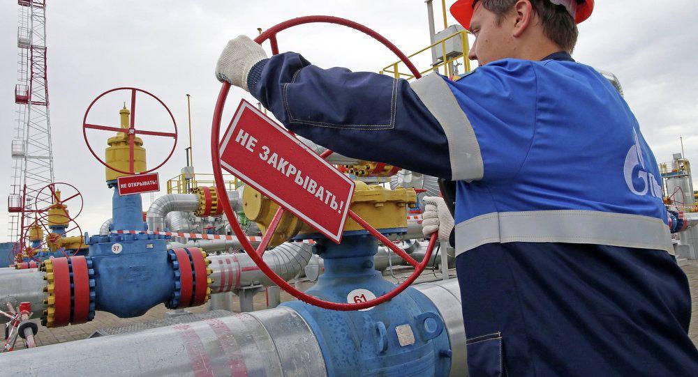 Газификация Зуевского района приостановлена из-за долгов за потребленный газ.