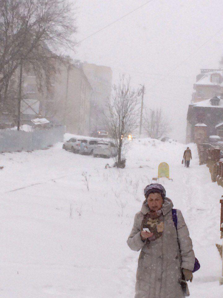 В Кирове из-за снегопадов отменили субботники.