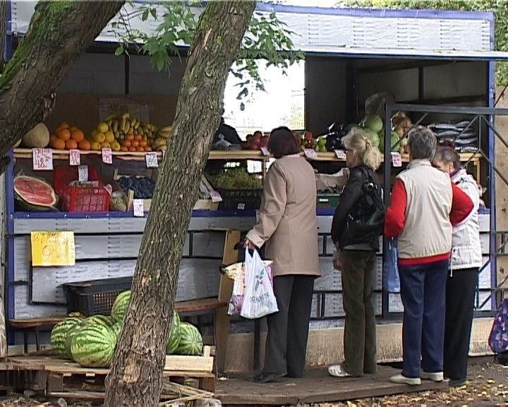 С 1 мая в Кирове начнется сезонная торговля