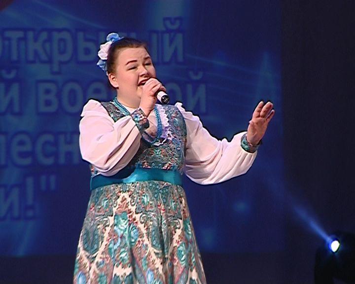 В Кирове состоялся фестиваль исполнителей военной и патриотической песни «Во славу России!»