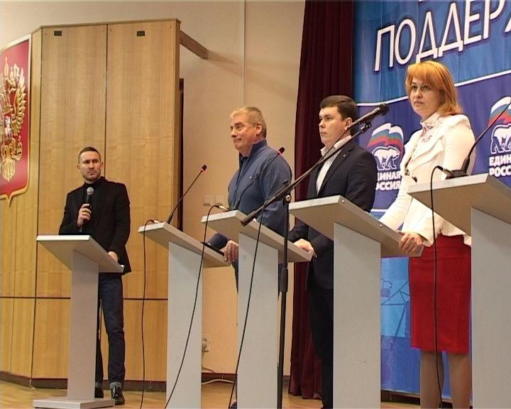 В Кирове продолжаются дебаты участников предварительного голосования