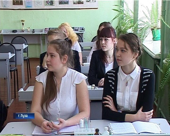 Программа дистанционного обучения в школе города Лузы