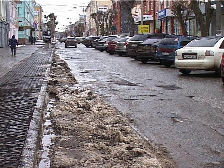 С26апреля вКирове наулице Московской ограничат движение