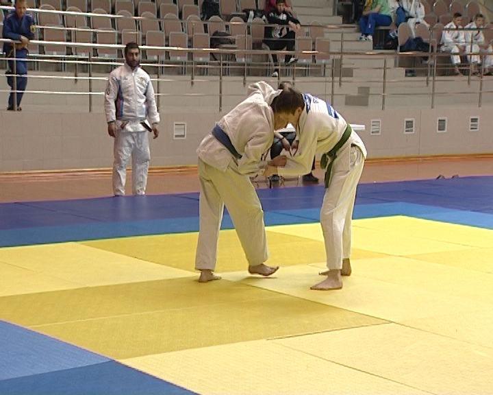 В Кирове состоялся региональный чемпионат по дзюдо