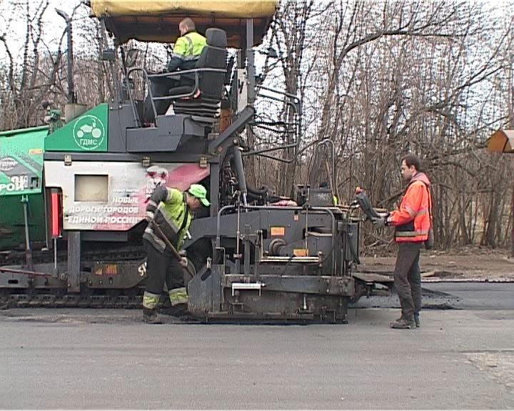 ВКирове стартовал масштабный ремонт дорог