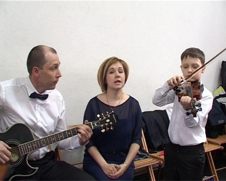 Самые творческие семьи приняли участие в областном фестивале-конкурсе
