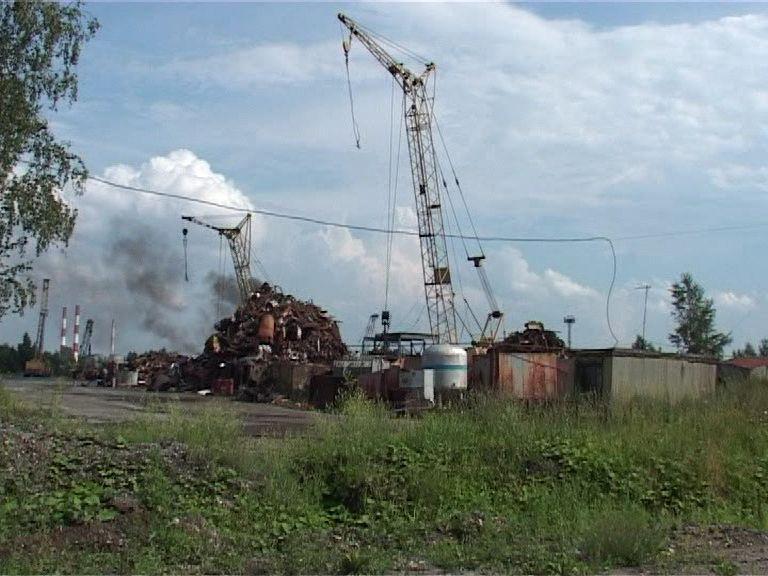 Металл на заводских территориях заинтересовал злоумышленников