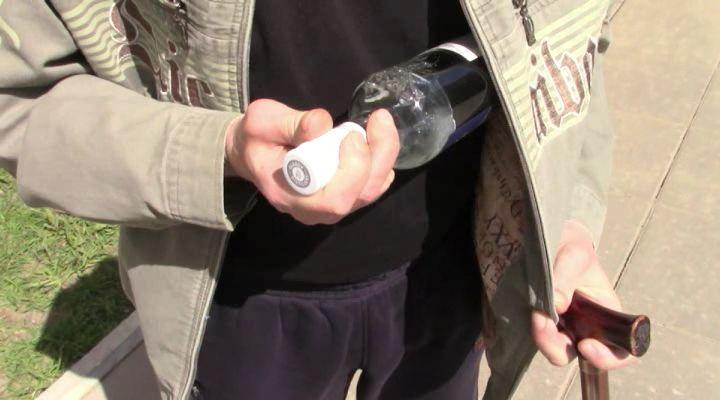 В день «Последнего звонка» изъяли 1000 литров алкоголя