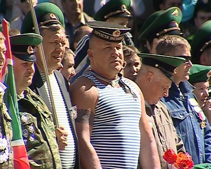 В День пограничника в Кирове состоится шествие