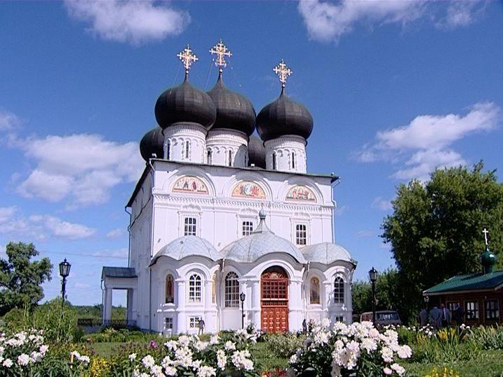 Патриарх Кирилл встретится скировчанами вТрифоновом монастыре