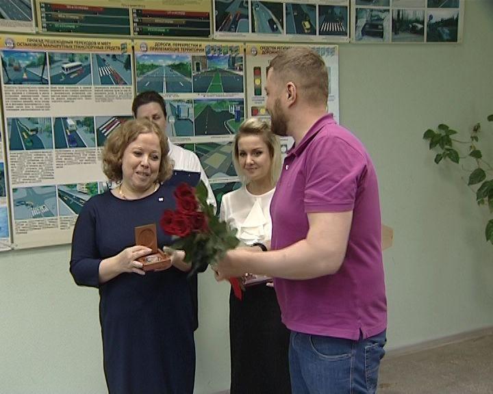 Кировчанка Юлия Гребенева получила медаль