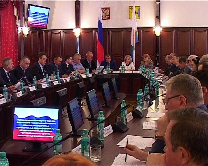 Итоги отопительного сезона подвели сегодня на совещании у ГФИ по Кировской области