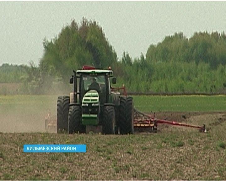 В Кировской области засеяно более 90% плановых площадей