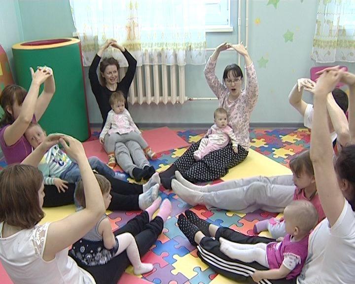 В областном перинатальном центре отметили день защиты детей