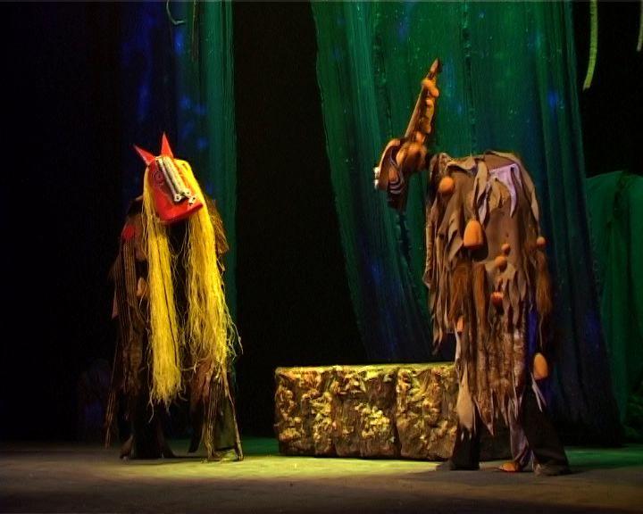 Кировский театр кукол завершает работу над новой постановкой