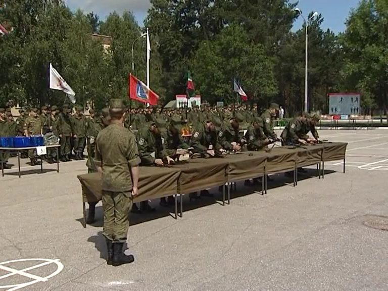 ВПензе неменее 700 детей пройдут подготовку в«Гвардейце»