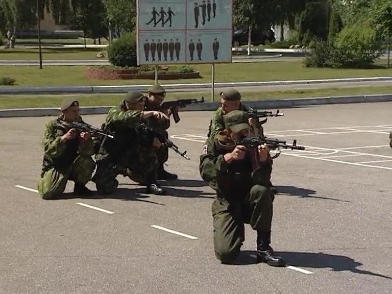 ВПензе открылась первая смена лагеря «Гвардеец-2»