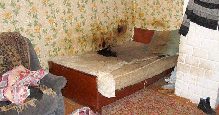 65-летний кировчанин сжег женщину заотказ ввыпивке