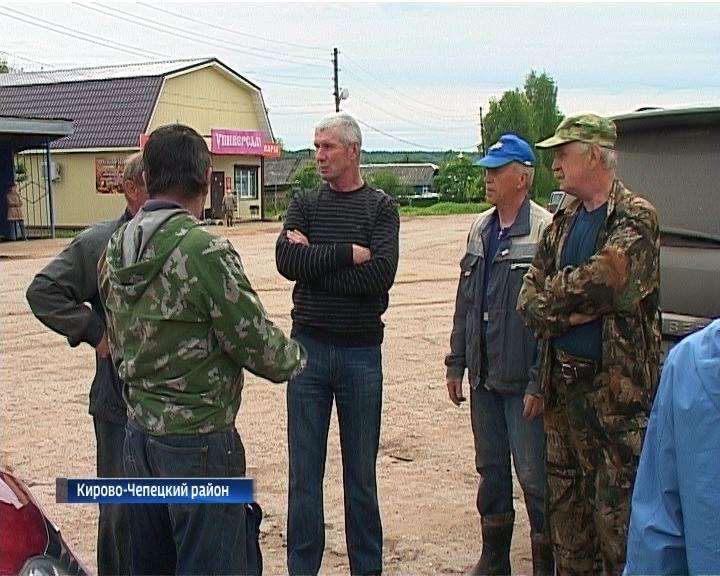 Жители села Фатеево обеспокоены состоянием дороги в их населенный пункт