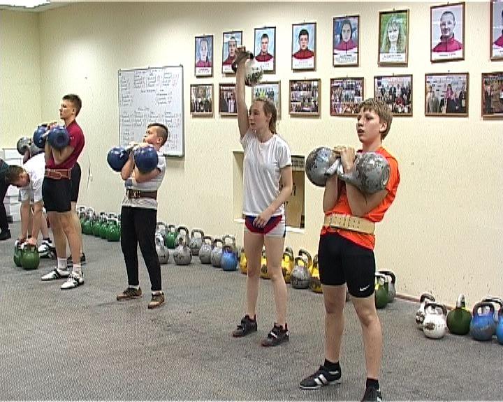 Успехи кировских гиревиков на чемпионате страны в Томске